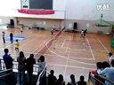 2014上外校长杯羽毛球三四名决赛 何谷良(国教)VS严观平(法学)1