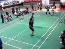 诸城先锋羽毛球俱乐部2014年春季五羽伦比羽毛球决赛3