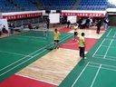 诸城先锋羽毛球俱乐部2014年春季五羽伦比比赛花絮17