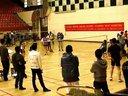 """2014年暨南大学研究生""""师生杯羽毛球""""团体赛 医学院VS一临"""