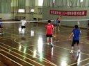 2014.4.26月浦中学五冶羽毛球中青年对抗友谊赛(2)