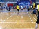 20140510无锡运动吧羽毛球俱乐部红牛杯比赛现场视频2