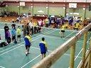 武汉理工大学第八届教职工羽毛球赛 半决赛 第五场