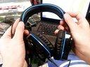 賽德斯708頭戴式台式電腦筆記本遊戲耳機耳麥