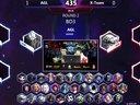 微星游戏笔记本杯 AGL vs X-Team 风暴英雄第三周半决赛