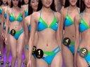 世界比基尼博彩真人娱乐TIT博彩真人娱乐区决赛泳装多多 你懂得
