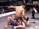 世界七大武术家之首李小龙先生接班人杨建平马来西亚狂虐泰拳王视频曝光!碉堡了!_标清