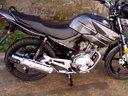 Yamaha YBR 125 Full 23-04-2013 雅马哈天王