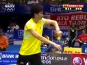 汤姆斯杯半决赛 中国Vs马来西亚 03