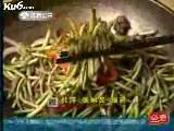 干锅芦蒿的做法