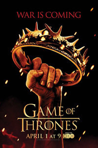 冰与火之歌:权力的游戏第二季