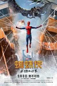蜘蛛俠:英雄歸來 英語版
