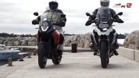 KTM 1190 Adventure vs. BMW R 1200 GS 2013