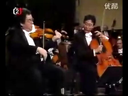 幽默曲——大小提琴版