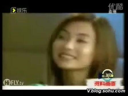 惊爆:张柏芝表示不爱谢霆锋