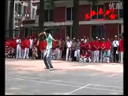 柔力球---年轻人的自选套路