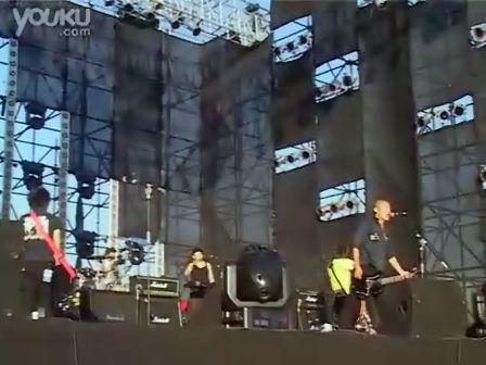 【灰尘映像】2005年中国迷笛摇滚音乐节 脑浊乐队《欢迎来到北京》 清晰现场