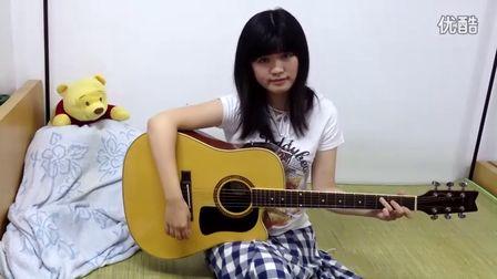 吉他弹唱《明天,你好》Cover by 白桦树娃娃