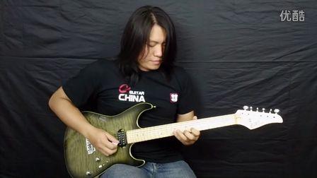 火影忍者 青鸟 指弹吉他独奏