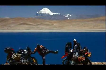 2012  摩旅西藏 阿里简版 野人作品