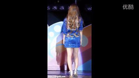 韩国美女Crayon Pop -Saturday Night(艾琳)热舞120803