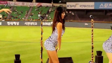 韩国拉拉队味道就是不一样 美女性感热舞5