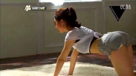 国外超清美女性感瑜伽