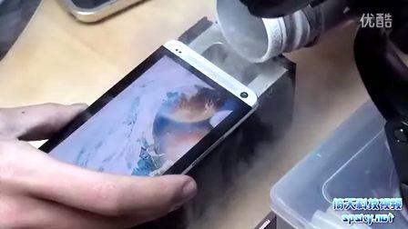 手機也玩液氮超頻 HTC One 3DMark成績暴漲12%