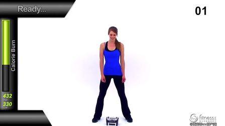 是男人就撑10分钟——hiit减脂健身训练计划