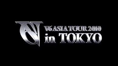 【台字】V6 Asia Tour 2010 In Japan Ready(上)