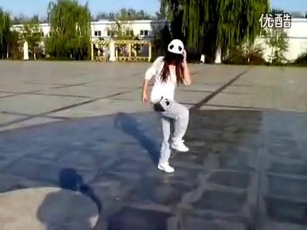 女生机械舞 C 搜库