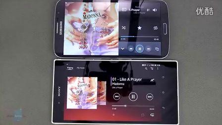 6寸巨屏手機PK:Xperia Z Ultra vs Galaxy Mega 6.3