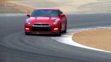 2014 Nissan GT-R Track Pack Hot Lap