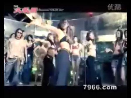 韩国惹火美女mtv