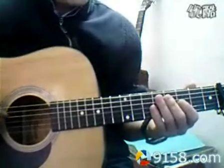 第七课2《朋友别哭》【琴放吉他教学】