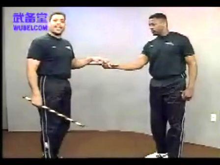 超实用短棍格斗教学