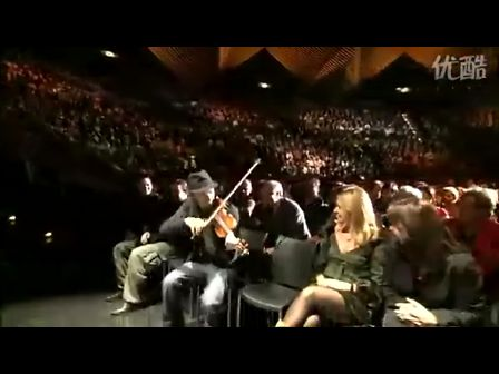 【LIVE】德国小提琴家David Garrett - He's a Pirate 加勒比海盗主题曲