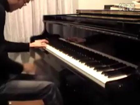 钢琴版摇滚卡农