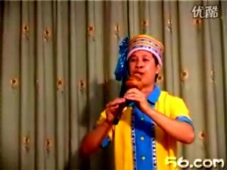 葫芦丝独奏曲 灞柳情 冰凉雪2008