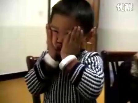 超可爱的小孩 妖孽r