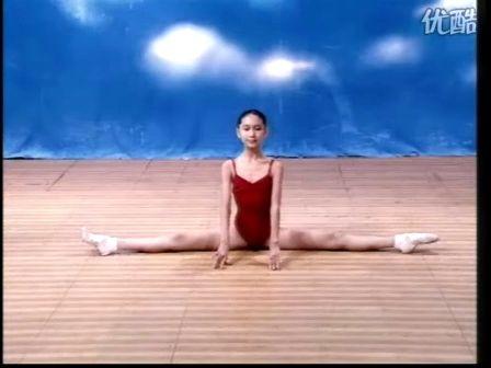 舞蹈基本功 压腿 – 搜库