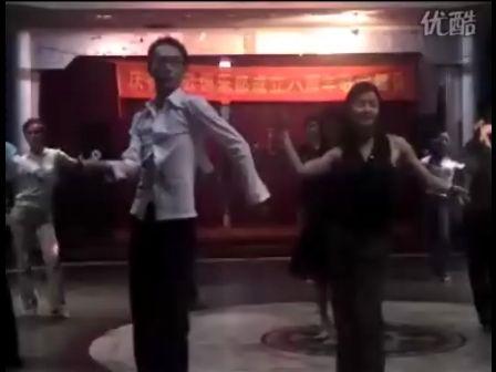 8周年之伦巴单人练习表演