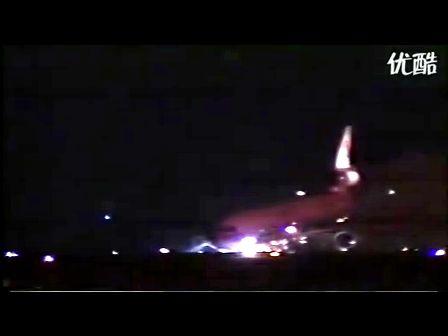 1998年9月19日晚东航飞机迫降