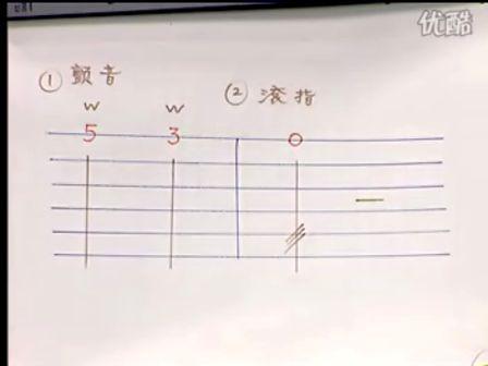 吉他教程8