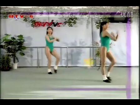 张溪舍宾健美操11