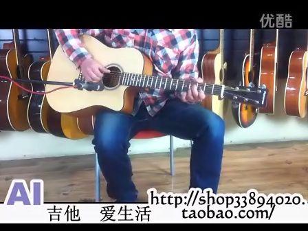 雷蒙斯DR-21吉他音色试听 爱吉他爱生活