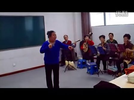 京剧《钓金龟》老旦唱段 叫张义我的儿