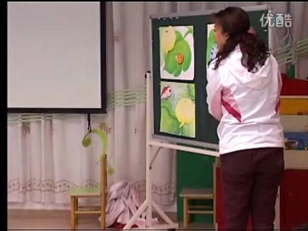 幼儿园音乐公开课中班语言《你是蚂蚁