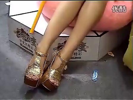 2011年chinajoy中的美腿玉足 高清图片
