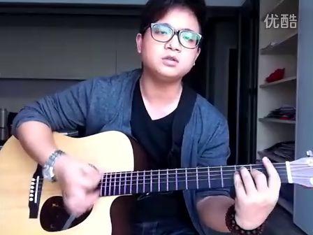 李健 向往 吉他弹唱